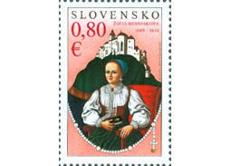 Announcement of the results of the public poll for the most beautiful Slovak stamp, FDC and commemorative cancellation of 2009