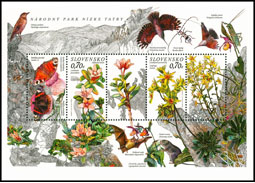 Postage stamp of the Slovak Post is the fourth most beautiful in the world