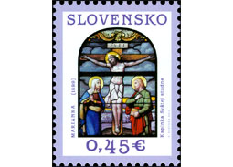 Slovak Post will issue an Easter postage stamp