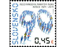 90 rokov Medzinárodného maratónu mieru