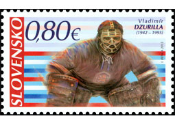 Postage Stamp Sport: Vladimir Dzurilla (1942 – 1995)