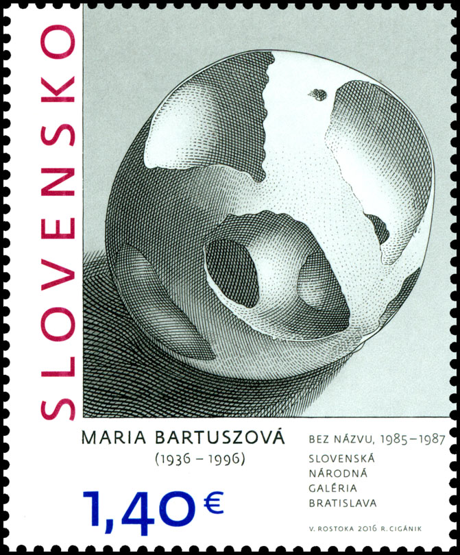 Umenie: Mária Bartuszová (1936 – 1996)