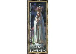 100. výroèie zjavenia vo Fatime (Spoloèné vydanie sPortugalskom, Po¾skom aLuxemburskom)