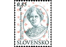 Personalities: Božena Slanèíková-Timrava (1867 – 1951) - 150th birth anniversary