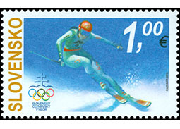 XXIII. Winter Olympic Games PyeongChang 2018- Alpine skiing