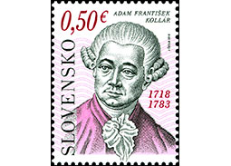 Personalities: Adam Franti�ek Koll�r (1718 � 1783) - 300th birth anniversary