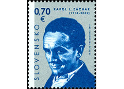 Personalities: Karol L. Zachar (1918 � 2003) - 100th birth anniversary