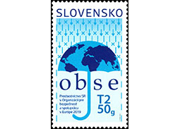 Presidency of the SR in the Organization for Security and Co-operation in Europe (OSCE)