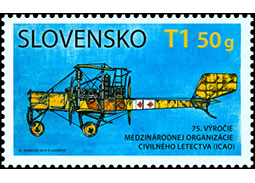 75th Anniversary of the International Civil Aviation Organization (ICAO)