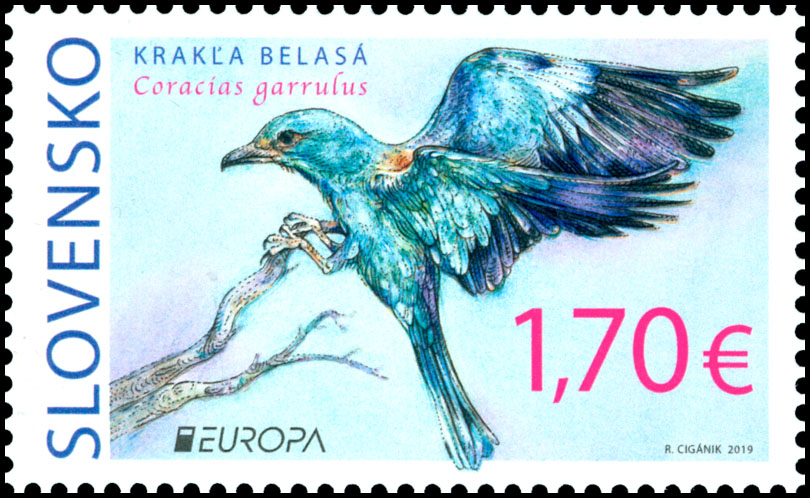 b207721f3 Issued and prepared postage stamp - www.postoveznamky.sk