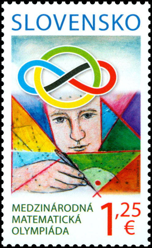 Postage Stamp International Mathematical Olympiad