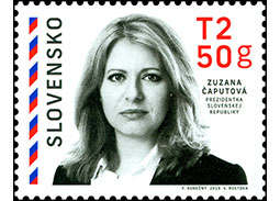 President of the Slovak Republic - Zuzana Èaputová