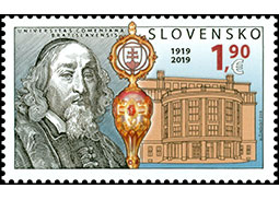 100th Anniversary of the foundation of the Comenius University