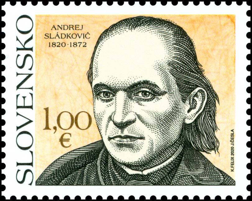Personalities: Andrej Sladkovic (1820 � 1872) - 200th birth anniversary
