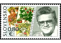 Day of postage stamp: Vladimír Machaj (1929 – 2016)
