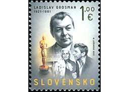 Personalities: Ladislav Grosman (1921 – 1981) - 100th birth anniversary