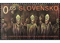100th anniversary of the consecration of the first Slovak bishops