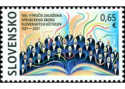 100th anniversary of the founding of the Slovak Teachers Choir