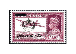 Postage stamp territories - Independent Bahawalpur