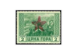 Známkové územia - Drvar, Berane, Lastovo - partizánske známky