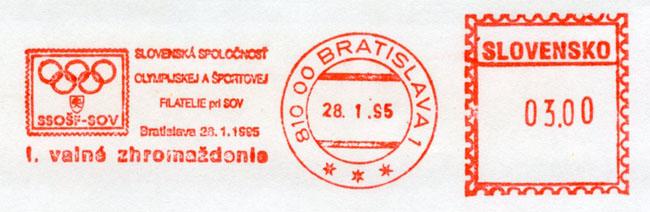 OVS Slovensko BRATISLAVA 1