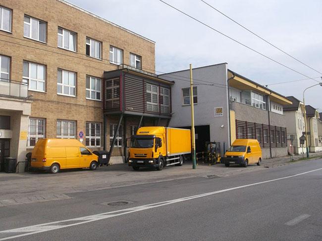Pošta v Žiline dostane nové triediace stredisko