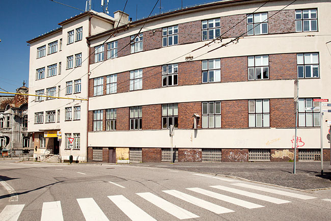 Klub filatelistov 53-19 V Žiline na novej ceste propagácie