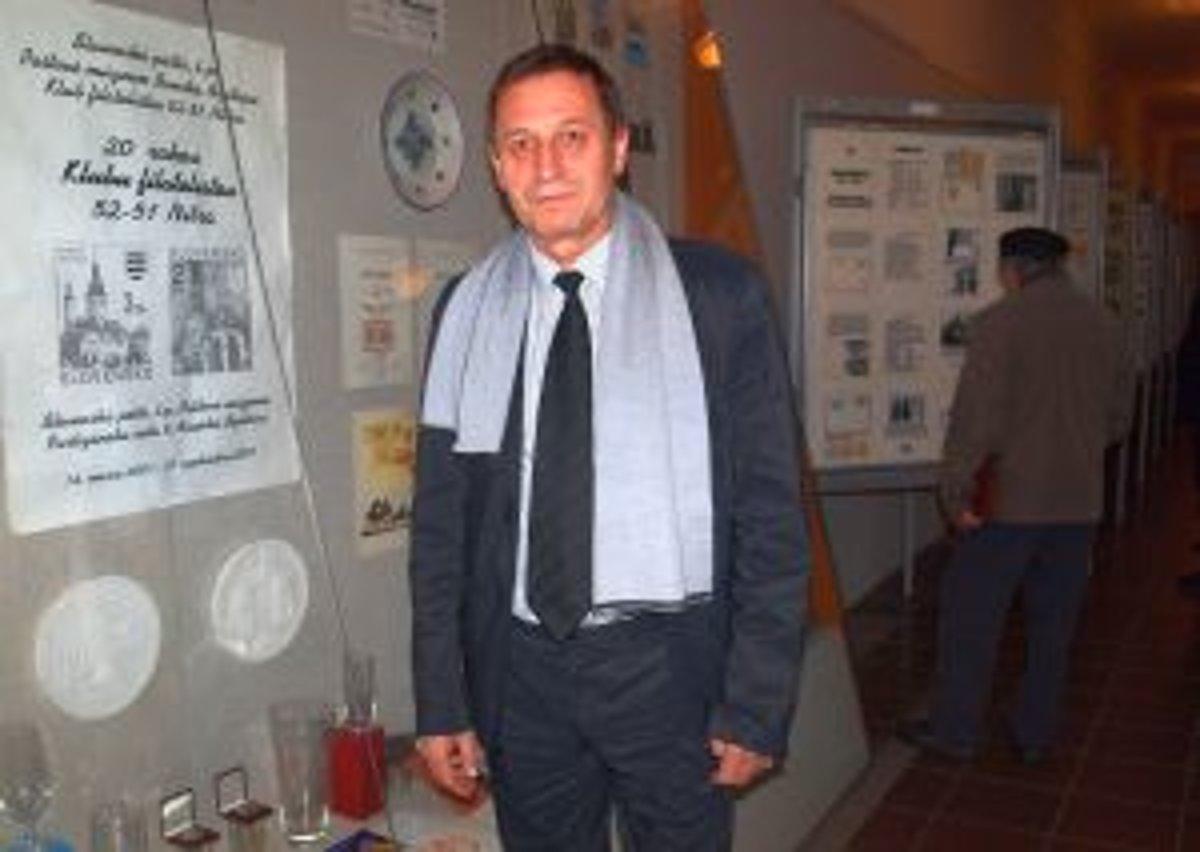 Klub filatelistov 52-51 oslávil 30 rokov vzniku