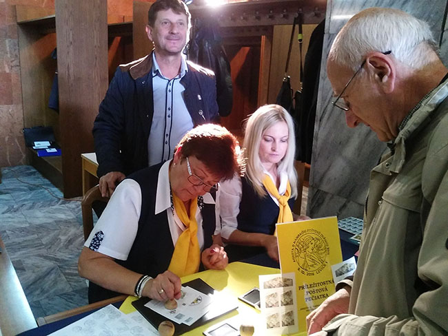 XXXIII. Dni filatelie Slovenska 2016 v Leviciach