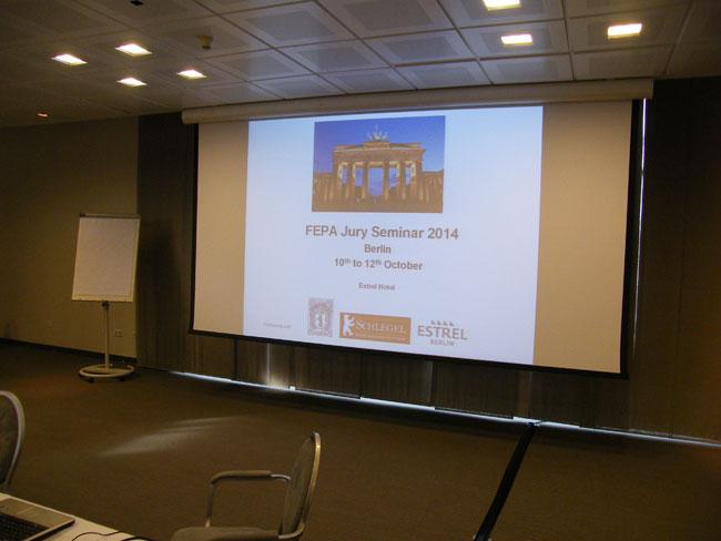 Medzinárodný FEPA seminár porotcov v Berlíne 2014