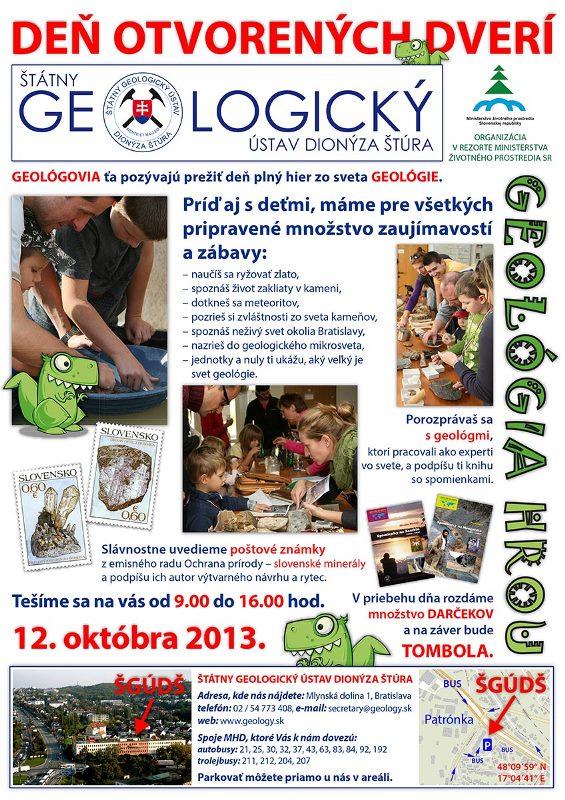 Slávnostné uvedenie poštových známok Ochrana prírody - slovenské minerály