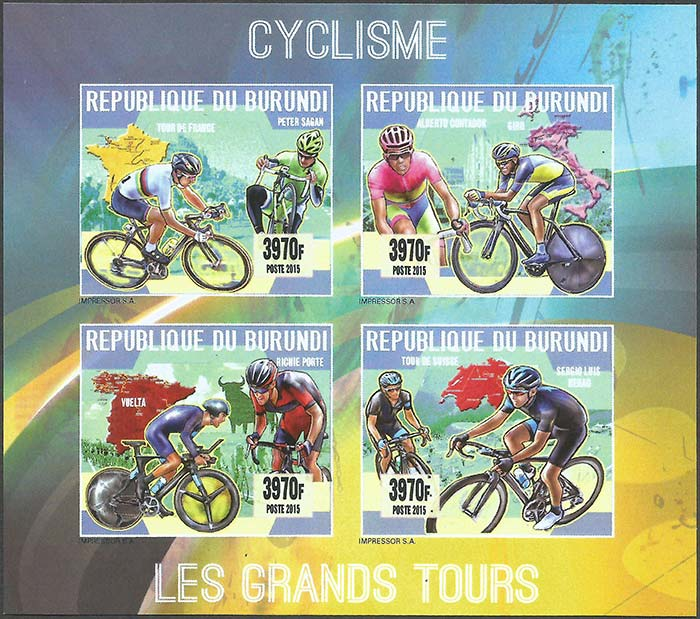 Slovacik� - Burundi - Grand Tours - Peter Sagan