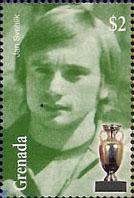 Slovaciká - Grenada - Majstrovstvá Európy vo futbale 1976 - Ján Švehlík