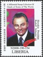 Slovaciká - Libéria - Najvyšší predstavitelia štátov sveta - Rudolf Schuster