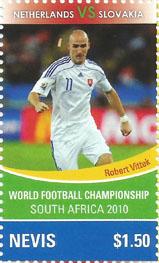 Slovaciká - Nevis - MS vo futbale 1990 - Róbert Vittek