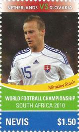 Slovaciká - Nevis - MS vo futbale 1990 - Miroslav Stoch