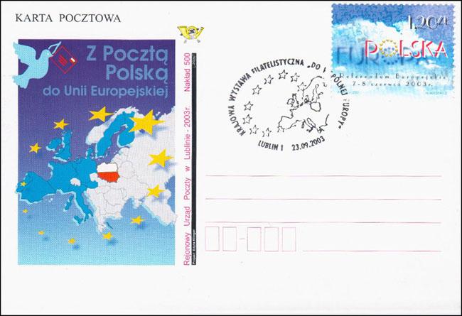 Slovaciká - Po¾sko - Vstup do Európskej únie - Hranice Slovenska