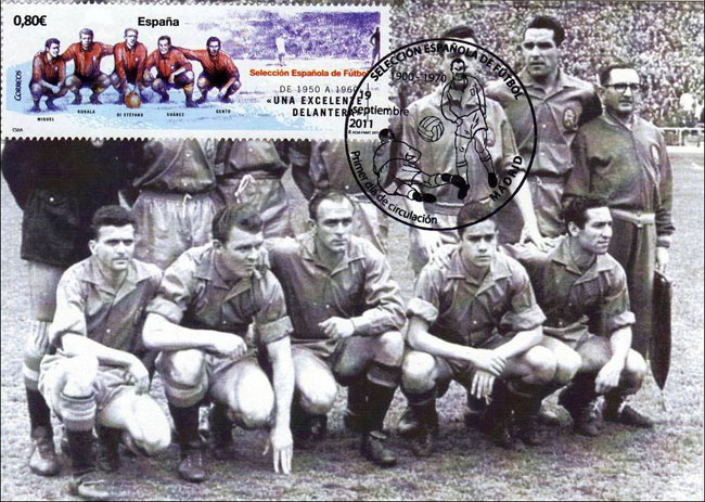 Slovaciká - Španielsko - História španielskeho futbalu - Ladislav Kubala