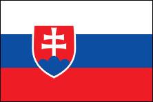 Slovaciká - Vlajka Slovenska