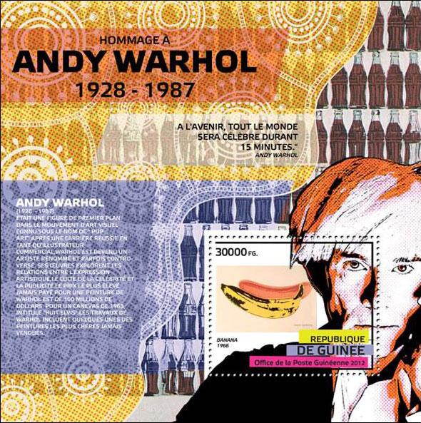Slovaciká - Andy Warhol