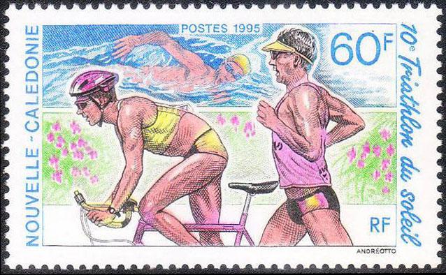 Šport a olympijské hry - Triatlon